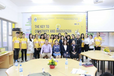 "Seminar ""The Key to Creativity and Inovation"""
