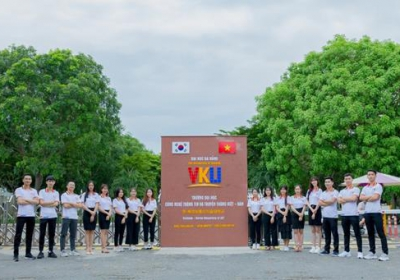 VKU - Một học hiệu vươn tầm quốc tế
