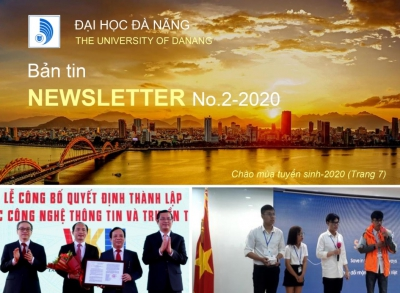Đại học Đà Nẵng: Bản tin Newsletter No.2-2020