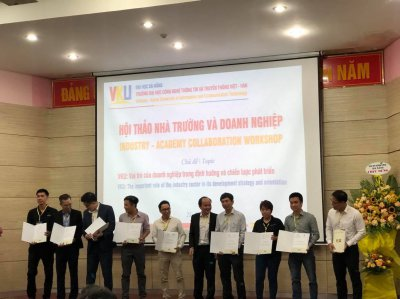 Đà Nẵng: Tăng cường gắn kết nhà trường và doanh nghiệp trong lĩnh vực CNTT