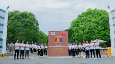 Trường Đại học Công nghệ thông tin và Truyền thông Việt-Hàn dành nhiều học bổng và ưu đãi cho tân sinh viên