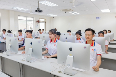 VKU: Trường Đại học vươn tầm quốc tế về nghiên cứu khoa học và hợp tác quốc tế