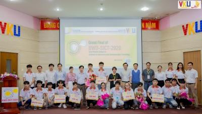 Chung kết cuộc thi BWD SICT 2020