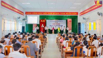 Hội nghị CBVC Trường Đại học Công nghệ Thông tin và Truyền thông Việt - Hàn năm 2020