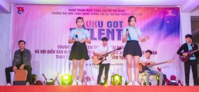 Chung kết cuộc thi VKUs Got Talent 2020