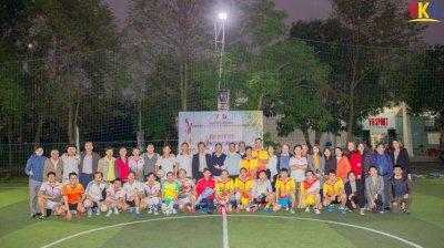 Hoạt động thể thao chào mừng kỷ niệm 01 năm thành lập Trường