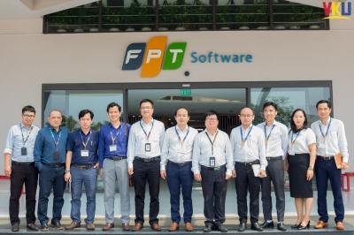 Cơ hội việc làm, thực tập, học bổng và trải nghiệp thực tế cho sinh viên VKU: Hợp tác với FSoft và Axon Active